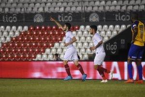 Mathias Villasanti luque vs cerro fecha 21 clausura 2019 TW CERRO