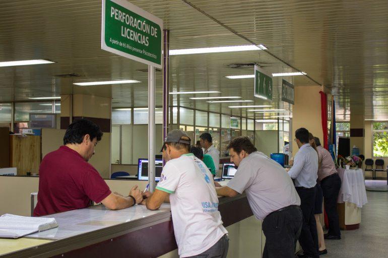Municipalidad de Asunción tendrá licencias de conducir electrónicas