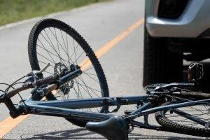 accidente bicicleta ciclista ILUSTRATIVA