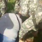 agresion de militares a periodista marciano candia