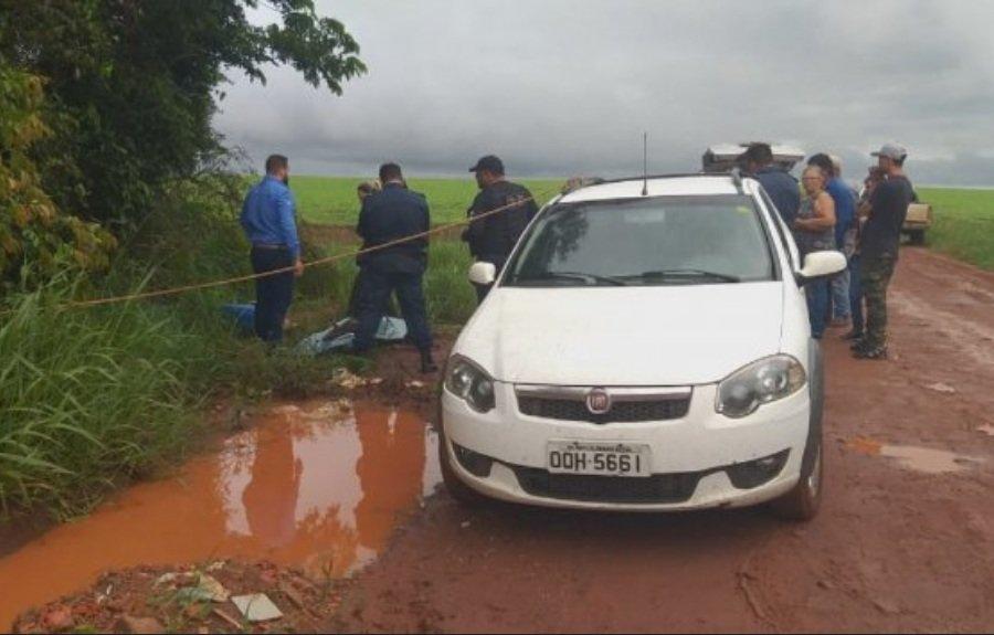 cadaver de alex xioli encontrado en Ponta Pora, Brasil