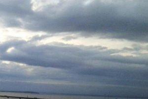 clima nuboso y caluroso inestable lluvias