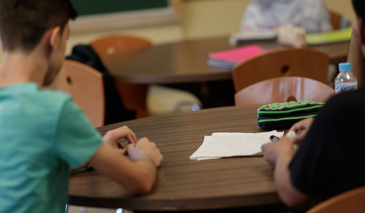 educacion informe pisa ocde alumnos clases aulas ELESPANL COM