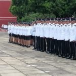 egreso de nuevos policias ISEPOL edu py