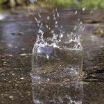 precipitaciones agua lluvia clima ambiente paraguas ILUST interaztv COM