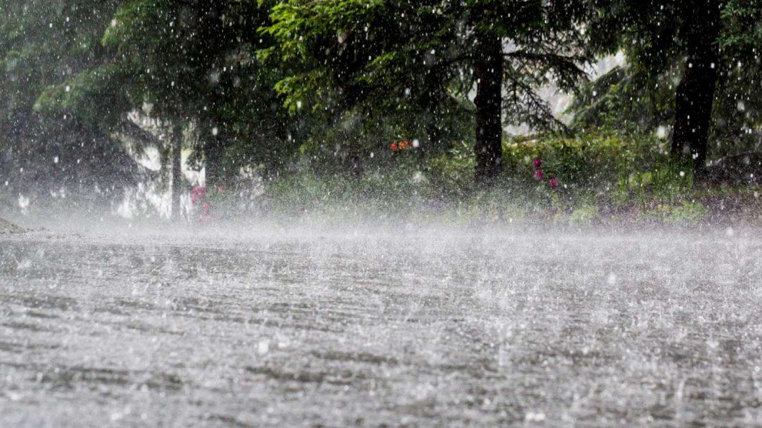 Precipitaciones con tormentas desde hoy