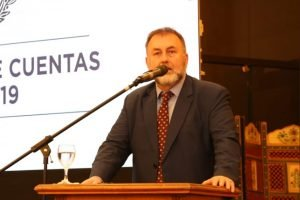 Benigno Lopez ministro TW HACIENDA