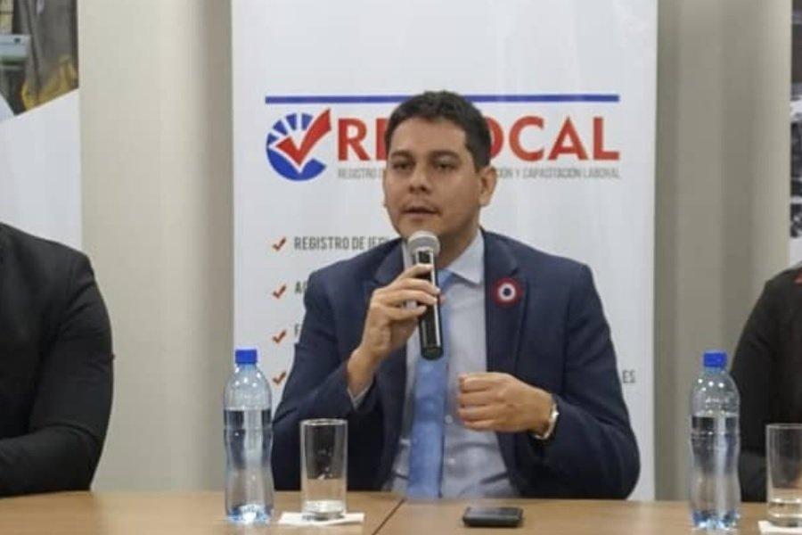 viceministro empleo Dany sanchez TW