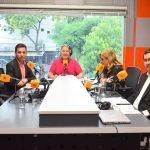 Luis Carlos Bareiro y Hector Legal IPS en AM 1080
