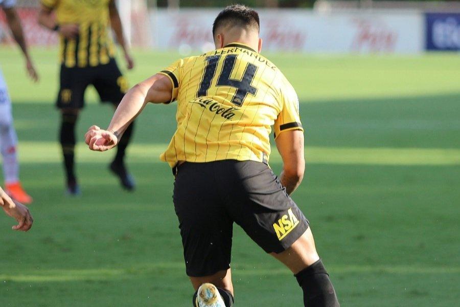 Rodrigo Fernandez Cedres TW GUARANI