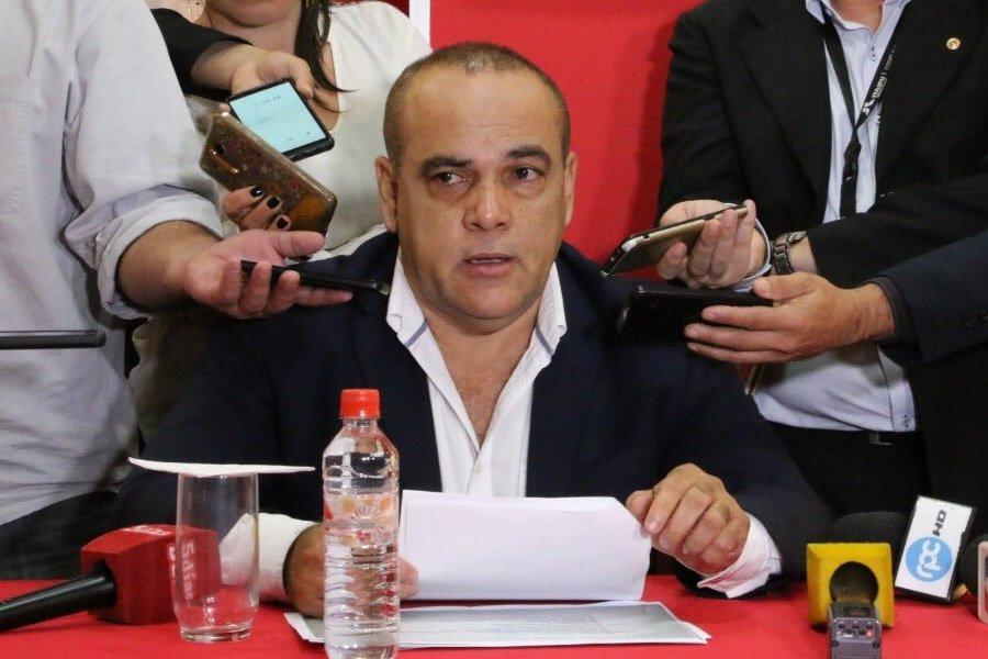 basilio bachi núñez niega financiación a partidos de izquierda
