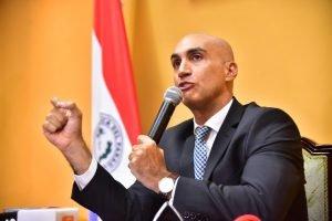 julio mazzoleni ministro de salud publica TW MSPBS