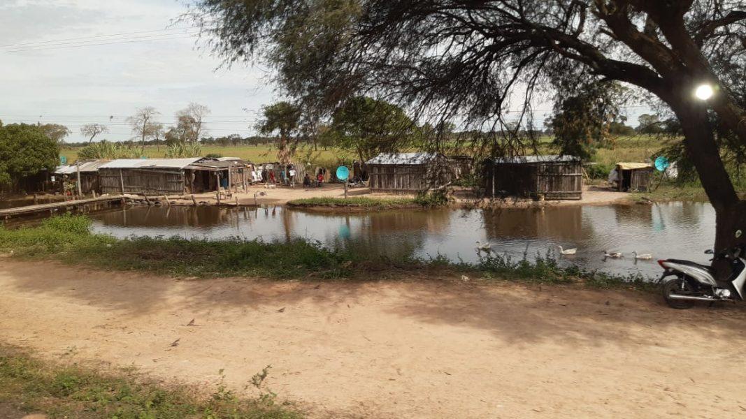 """Dura realidad en comunidades rurales: """"el hambre también es una pandemia"""""""
