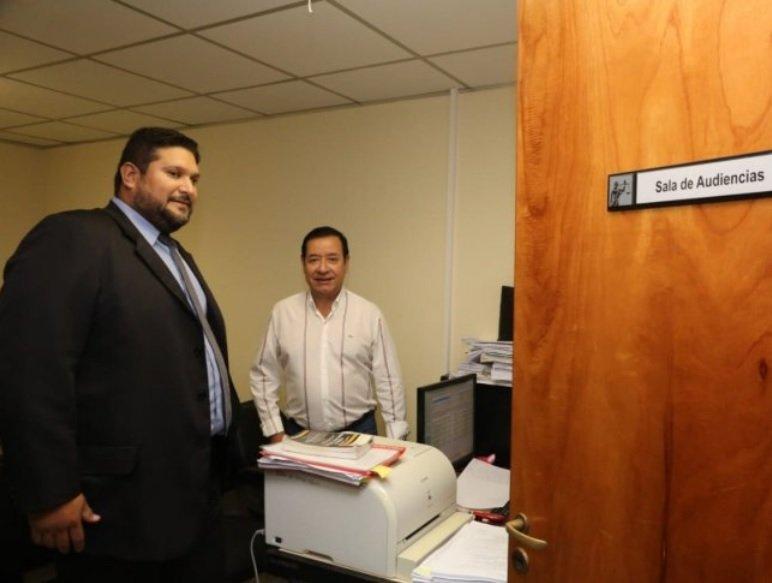 Carlos villamaor abogado y miguel cuevas