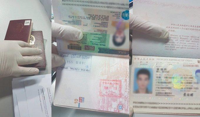 Chinos quisieron ingresar al país y migraciones les negó la entrada