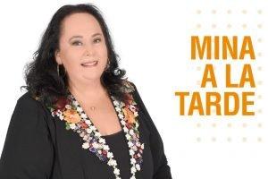 Mina Feliciangeli MINA A LA TARDE PODCAST 2020