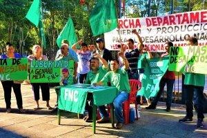 federacion nacional campesina fnc campesinos marcha FB FNC