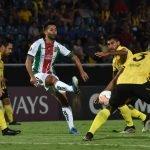 guarani palestino libertadores 2020 fase 3 TW CONMEBOL