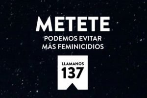 metete campaña ministerio de la mujer