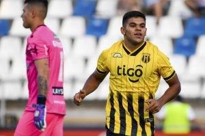 rodney redes palestino vs guarani @ Libertadores 2020