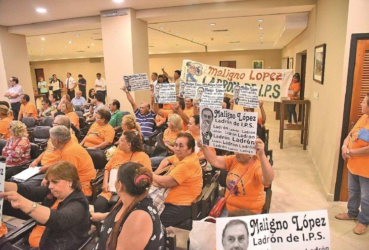 socializacion proyecto de ley que crea la superintendencia de jubilaciones y pensiones UH
