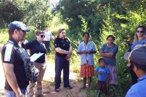 Detienen a supuesto autor del Homicidio caso de la niña indigena hallada en zona de la Terminal FB MP