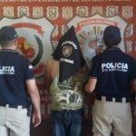 Hector Eduardo Martinez Nuñez sospechoso crimen niña minga guazu GENT