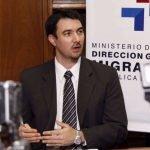 Jorge Kronawetter, exdirector MIGRACIONES