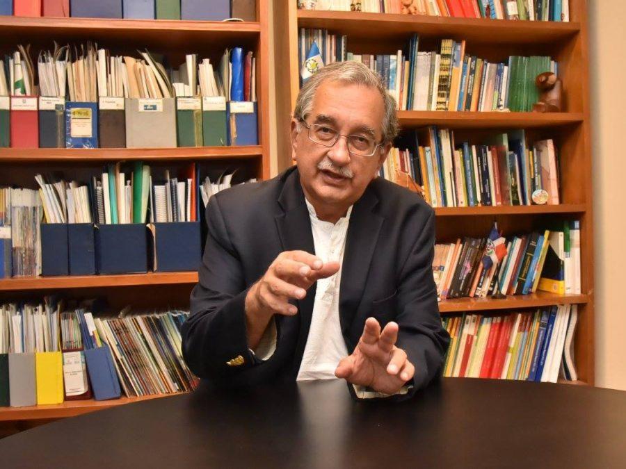 economista e investigador Fernando Masi CADEP FB