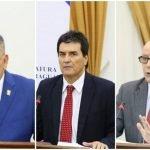 terna de candidatos a ministro de la Corte Suprema de Justicia CSJ y UH