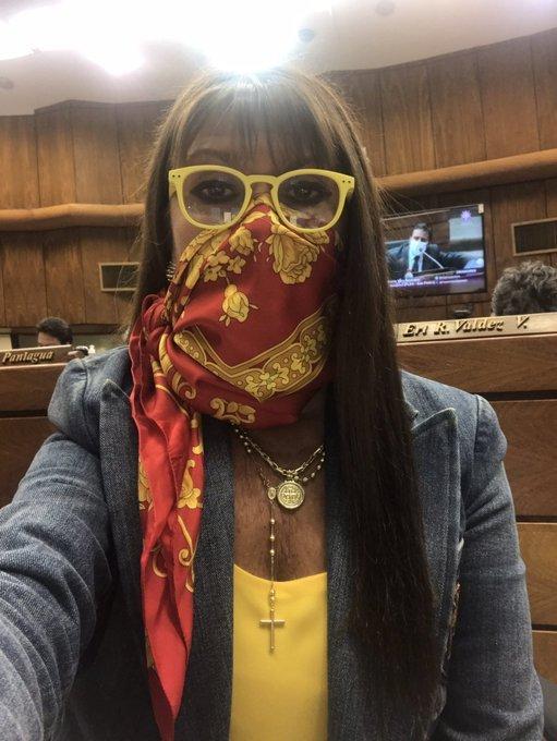 Celeste Amarilla dijo que la sancionaron sin ejercer su derecho a la defensa