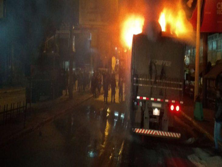 """Crisis en Ciudad del Este: """"comerciantes están preocupados, hubo mucho saqueo"""""""