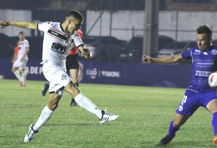 Gral. Díaz 1 – Sol de América 1. Apertura 2020 Fecha 16