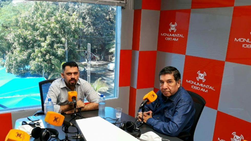 paraguay eterno 01 08 2020 Hoy nos acompaña el historiador Hugo Mendoza