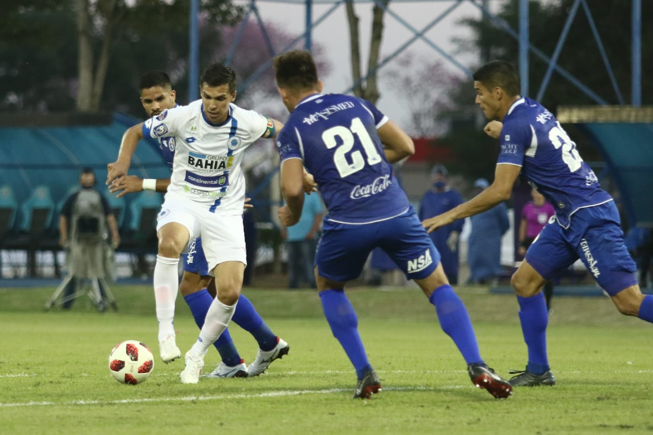 sol vs 12 apertura 2020 fecha 6 regularizacion TW Copa de Primera
