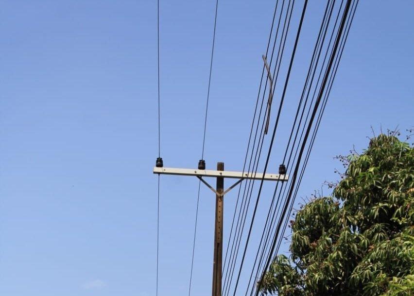 ANDE cableados desnudos mejoramiento y refuerzo de su sistema de distribución del Área Metropolitana 06