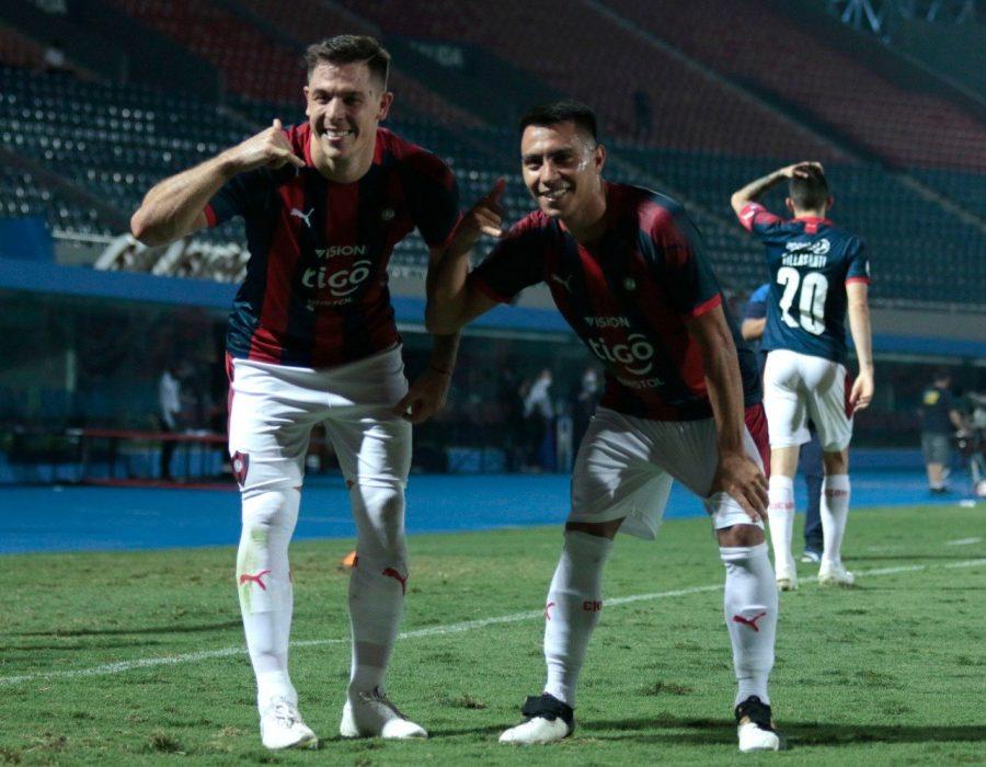 Cerro Porteño 3 – River Plate 1. Fecha 21 Apertura 2020