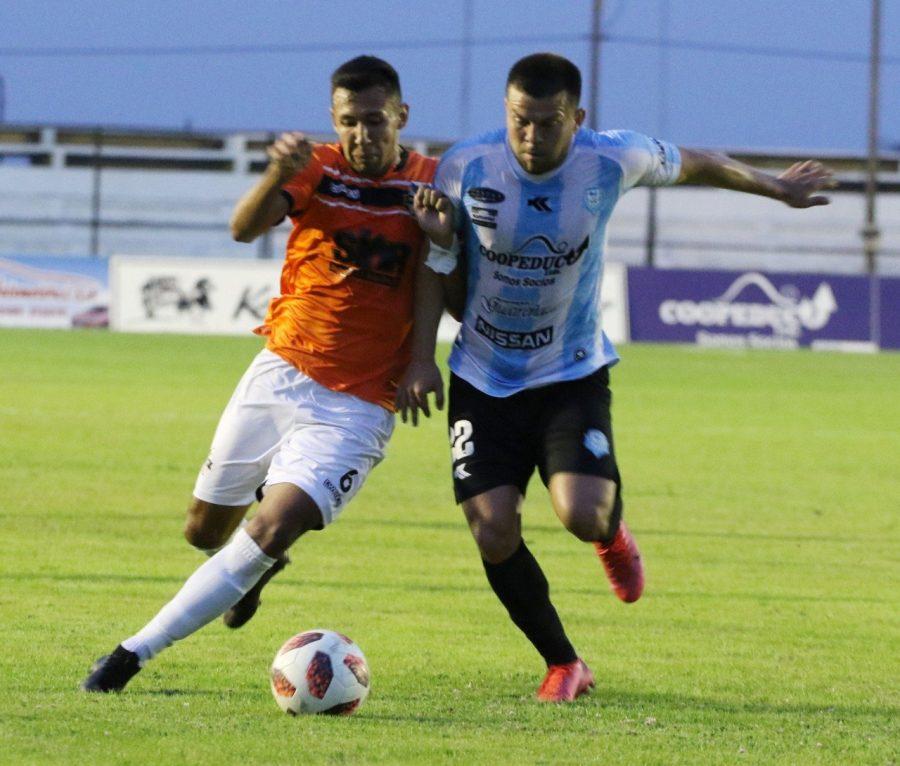 Gral. Díaz 1 – Guaireña 2. Apertura 2020 Fecha 17