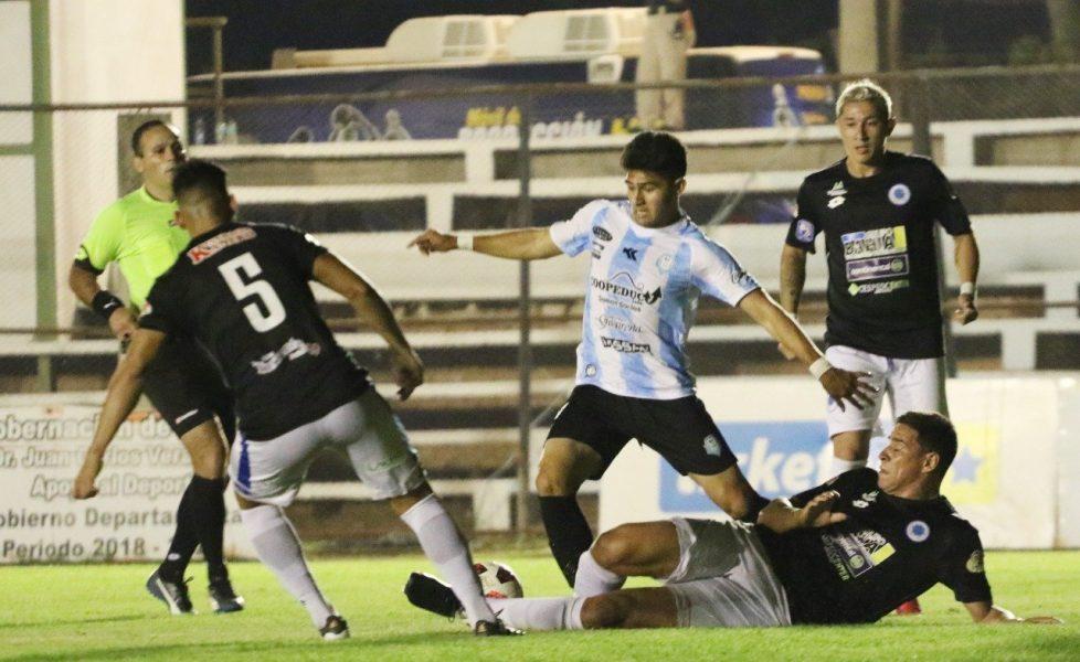 Guaireña 3 – 12 de Octubre 3. Fecha 21 Apertura 2020