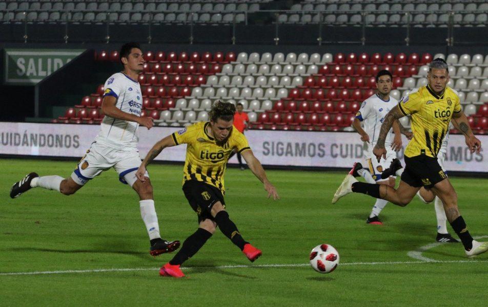 Guaraní 3 – Luqueño 0. Apertura 2020 Fecha 18