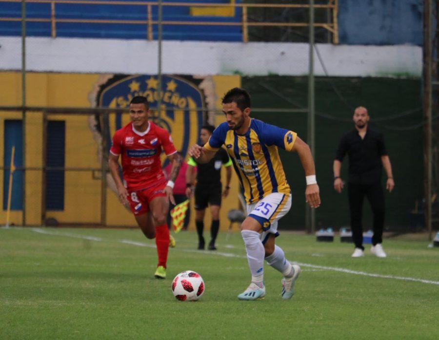 Luqueño 1 – Nacional 0. Fecha 21 Apertura 2020