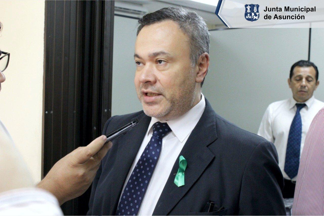 Humberto Blasco concejal