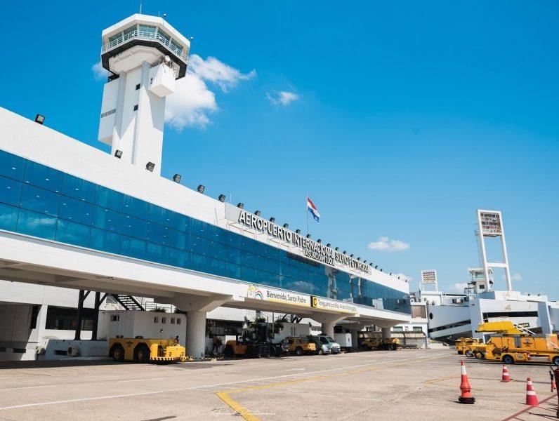 aeropuerto internacional silvio pettirossi DINAC
