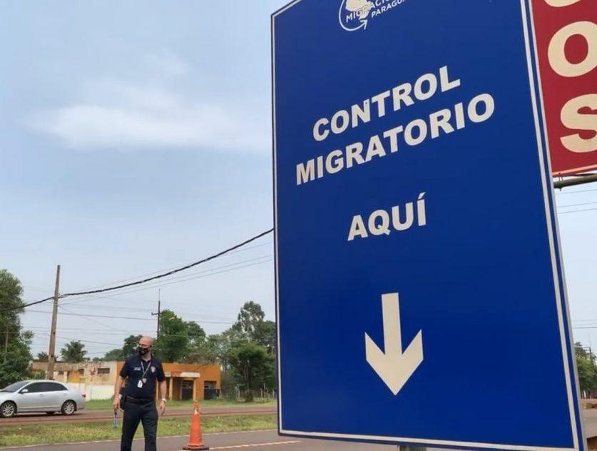control migratorio migraciones fronteras