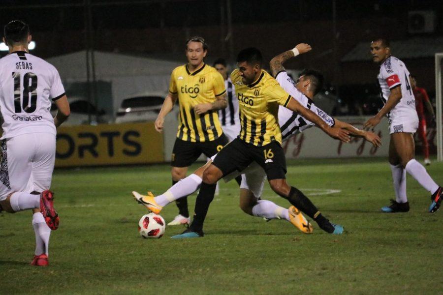 Guaraní 1 – Libertad 1. Fecha 22 Apertura 2020
