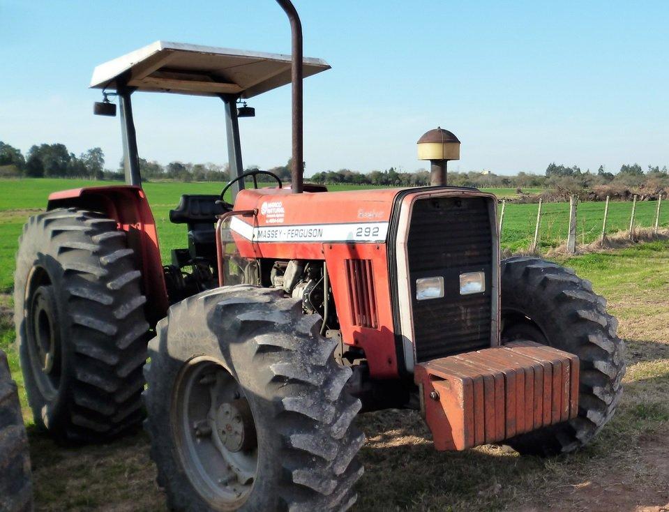 massey ferguson 292 tractor