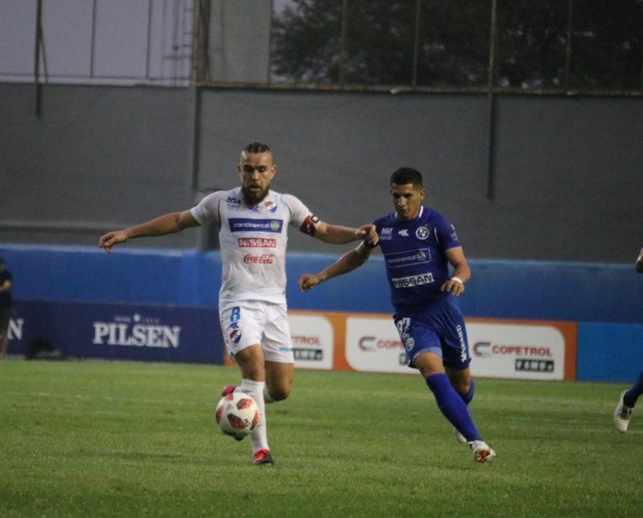 Nacional 2 – Sol de América 2. Fecha 22 Apertura 2020