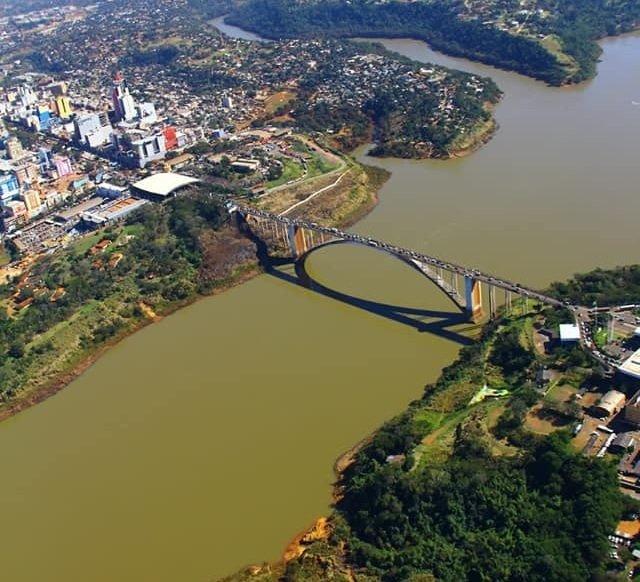 puente de la amistad paraguay brasil
