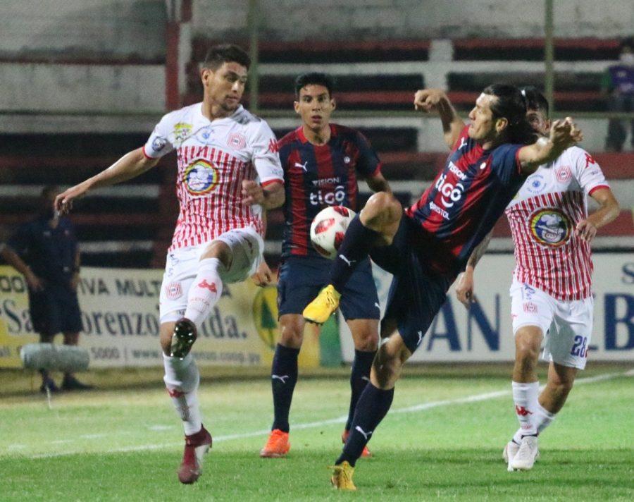 San Lorenzo 1 – Cerro Porteño 1. Fecha 22 Apertura 2020