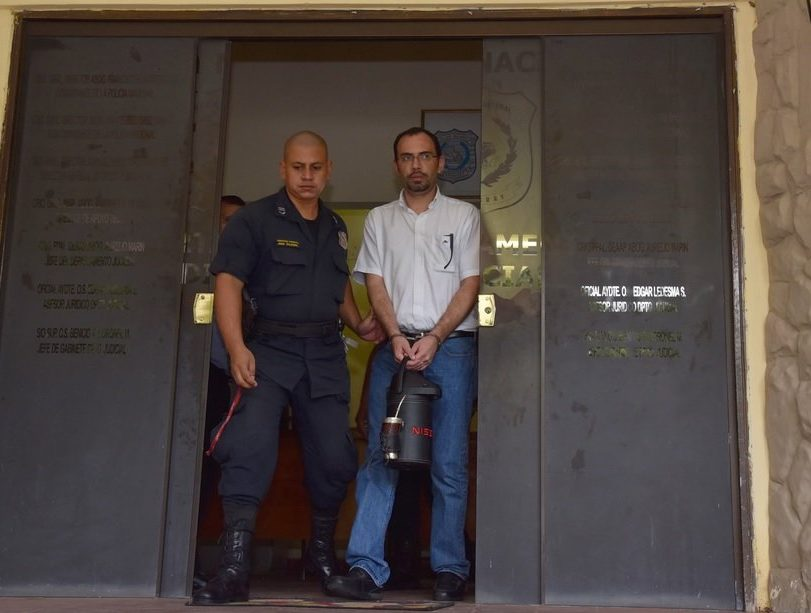 Raúl Fernández Lippmann, exsecretario del JEM, declararación ante la Fiscalía Archivo ÚH